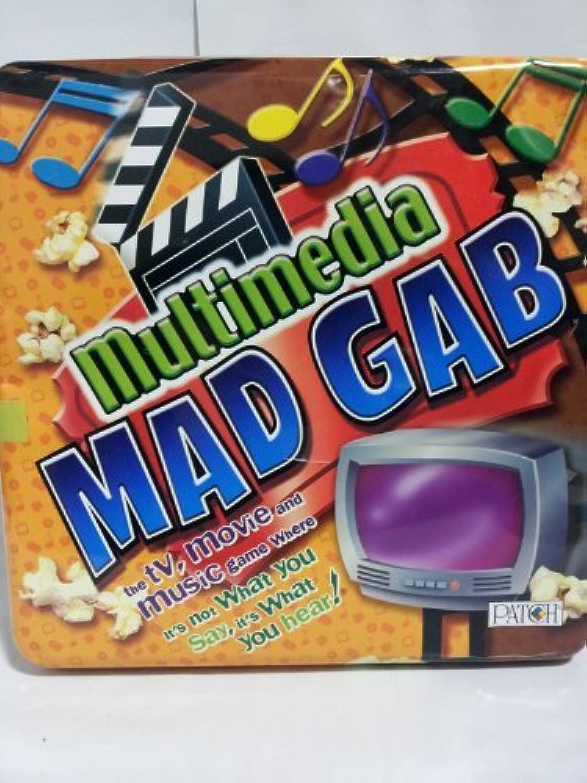 Multimedia Mad Gab in Tin by Multimedia Mad Gab