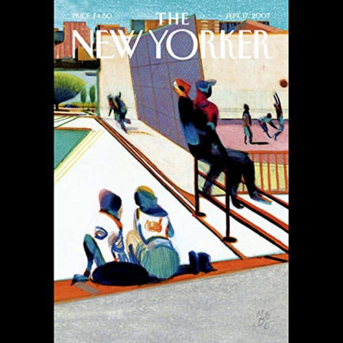 Couverture de The New Yorker (September 17, 2007)