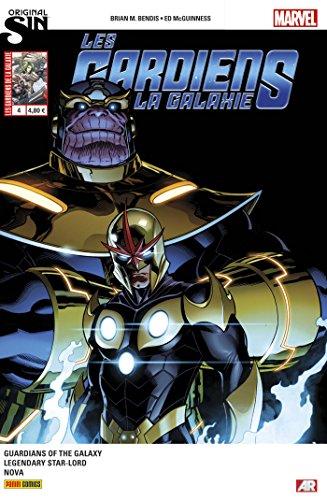 Les Gardiens de la Galaxie 04 Original Sin