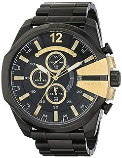 Diesel Herren-Reloj analógico de Pulsera de Cuarzo Chapado en Acero Inoxidable DZ4338 (B00O4DJ67W)   Amazon price tracker / tracking, Amazon price history charts, Amazon price watches, Amazon price drop alerts