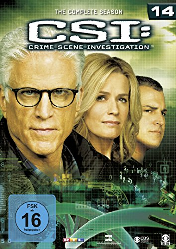 CSI: Crime Scene Investigation - Season 14 [6 DVDs]