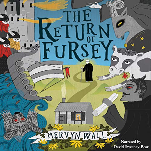 The Return of Fursey  By  cover art