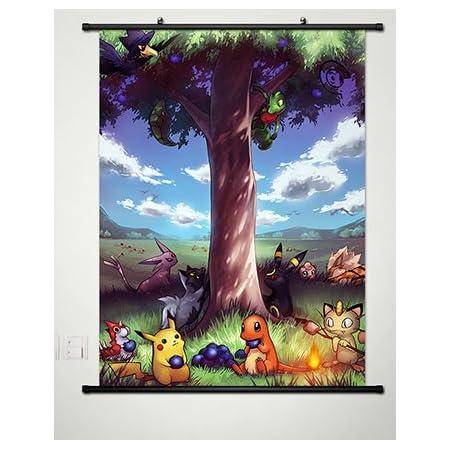 sp211595 Pokemon Japan Anime Home Decor Wall Scroll Poster 21 x 30cm