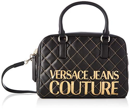 Versace Jeans Bag - Borsa Bowling Donna - Nero