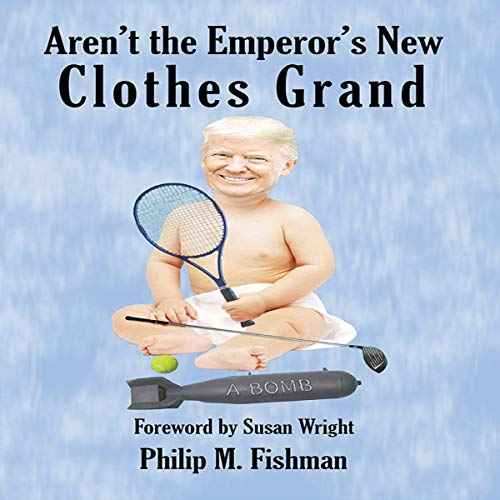 Aren't the Emperor's New Clothes Grand audiobook cover art