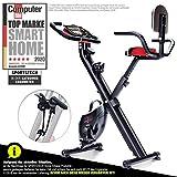 Sportstech X100-B - Bike 4in1...