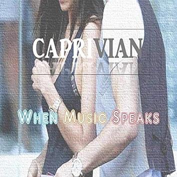 When Music Speaks