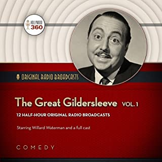The Great Gildersleeve, Volume 1 cover art