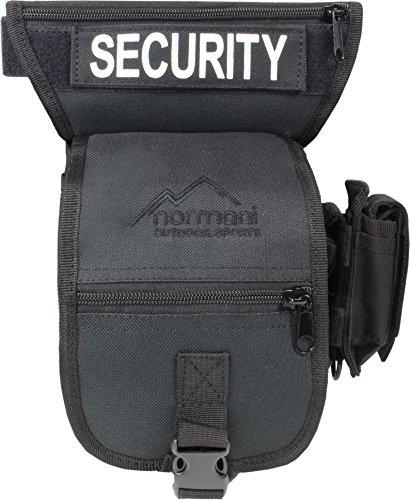 normani Hip Bag Security Bein und Gürtelbefestigung