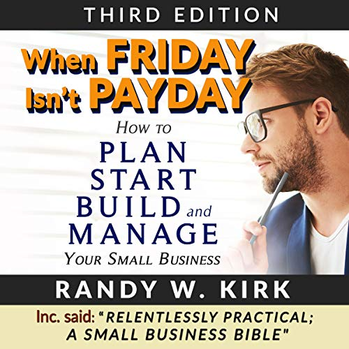 When Friday Isn't Payday audiobook cover art
