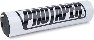 Pro Taper Round Handlebar Pad (Race White) (10)