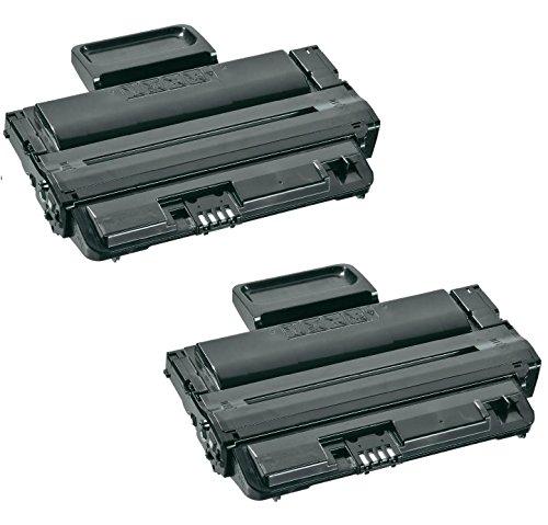 2er Set MLT-D2092L Premium Toner Schwarz kompatibel für Samsung ML-2855ND, SCX-4824, SCX-4824FN, SCX-4824FX, SCX-4825FN, SCX-4828, SCX-4828FN, SCX-4828FX