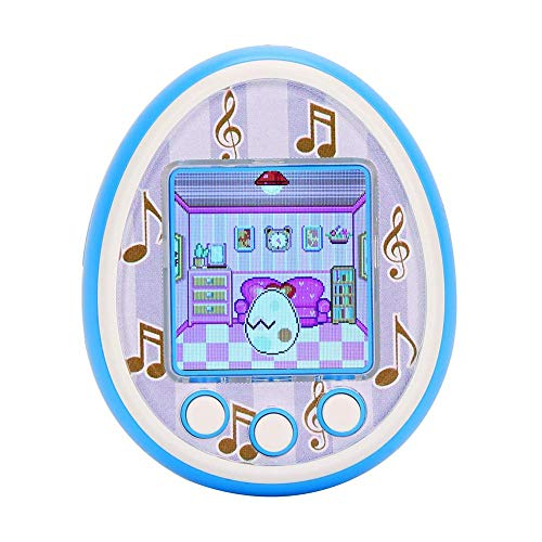 Blentude Pet Machine Big Color Screen Elektronisches Pet Game-Machine Puzzle Mikroentwickelnde Game Machine