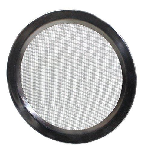 budawi® - Edelstahlsieb -Räuchersieb Ø 90 mm für Duftlampen & Räucherstövchen …