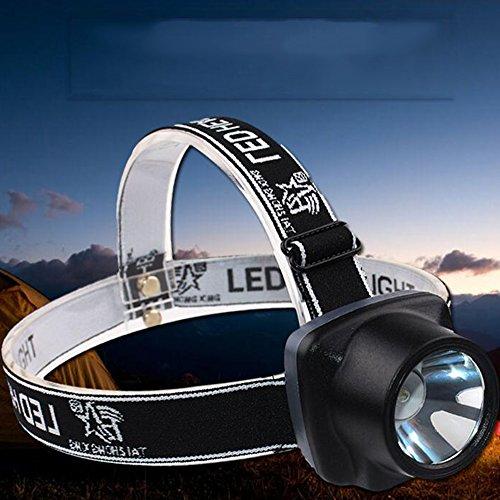 lylg Brentwood recargables linterna frontal LED Cabeza lámpara Faros 2Luz impermeable ideal...