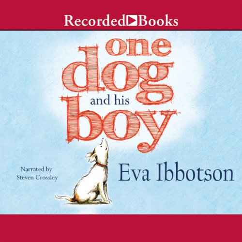 One Dog and His Boy audiobook cover art