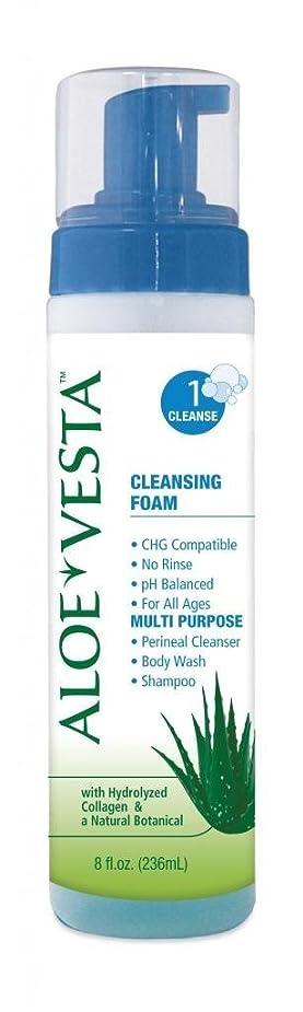超高層ビル試してみる我慢するConvaTec Aloe Vesta Cleansing Foam (8 oz.) (Case of 12) by ConvaTec