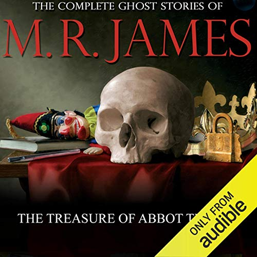 The Treasure of Abbot Thomas audiobook cover art