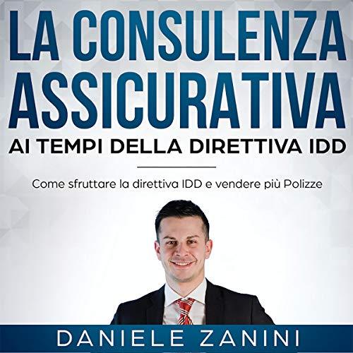 La Consulenza Assicurativa ai Tempi della direttiva IDD copertina