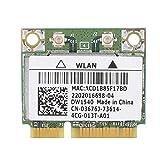 Chenggong Chg New BCM943142Y 802.11b//g//n Bluetooth 4.0 WLAN 150Mbps NGFF Wireless Wifi Card