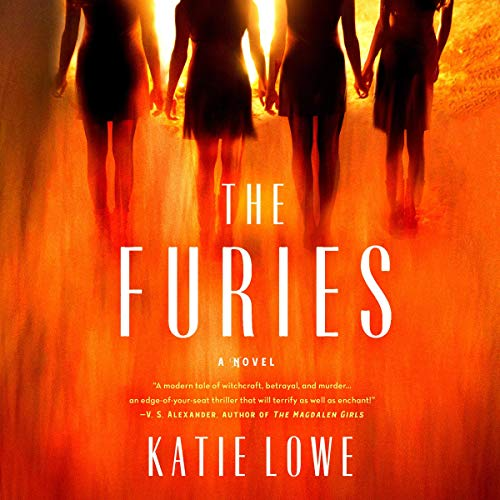 The Furies audiobook cover art