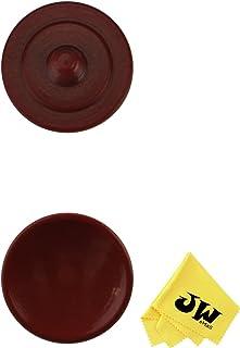 JJC SRB-C11DR Dark Red Metal Soft release button finger touch for Fujifilm X10 X20 X30 X100T X100 X100S X-E1 X-E2 XPRO-1 S...