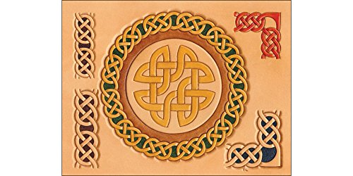 Tandy Leather Celtic Circles & Border Craftaid� 76610-00