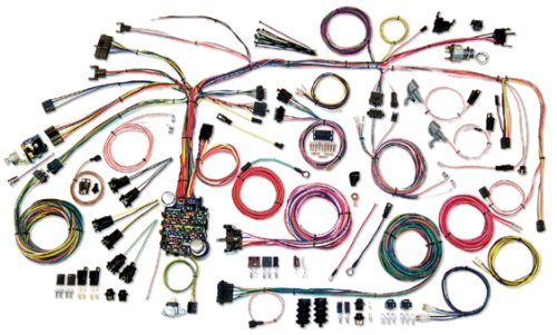 American Autowire 500661 Wire Harness System for 67-68 Camaro