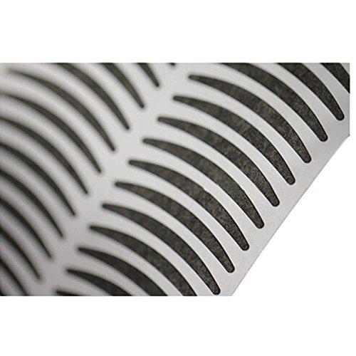 72 paires qualité noir adhésif naturel effet Maquillage eye-liner paupière ruban pour l'usage quotidien, soirée - by fat-catz-copy-catz
