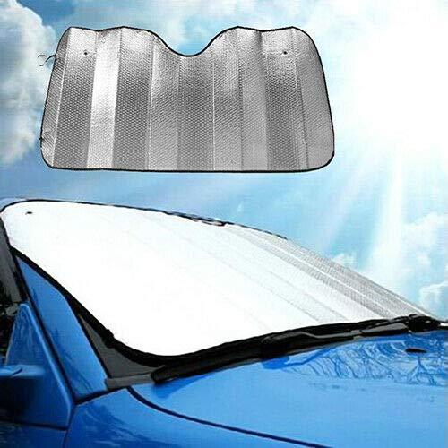 AKDSteel auto zonnescherm venster voorruit zonnekap hoezen auto voorzijde scherm vouwen Bubble Shield voor Toyo-ta Au-ris Ren-ault Clio producten