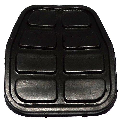 AERZETIX: Reposapies caucho para pedal de embrague de coche