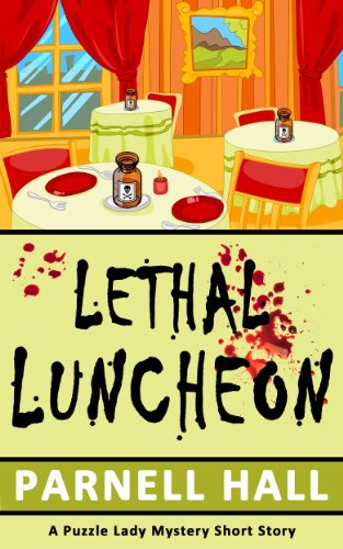 Lethal Luncheon (Puzzle Lady Mysteries) (English Edition)