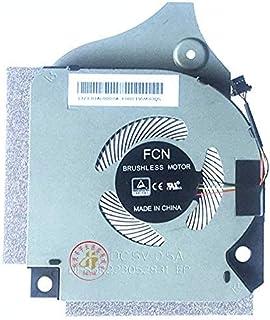 ラップトップ CPU 冷却ファン dell G5 15 5590 P82F 063NYM 63NYM DFS5K223052831 FM0A DC5V 0.5A と互換性があります。