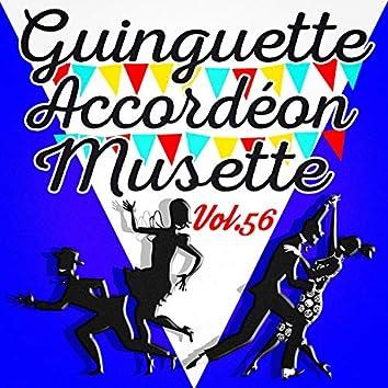 Guinguette Accordéon Musette, Vol. 56