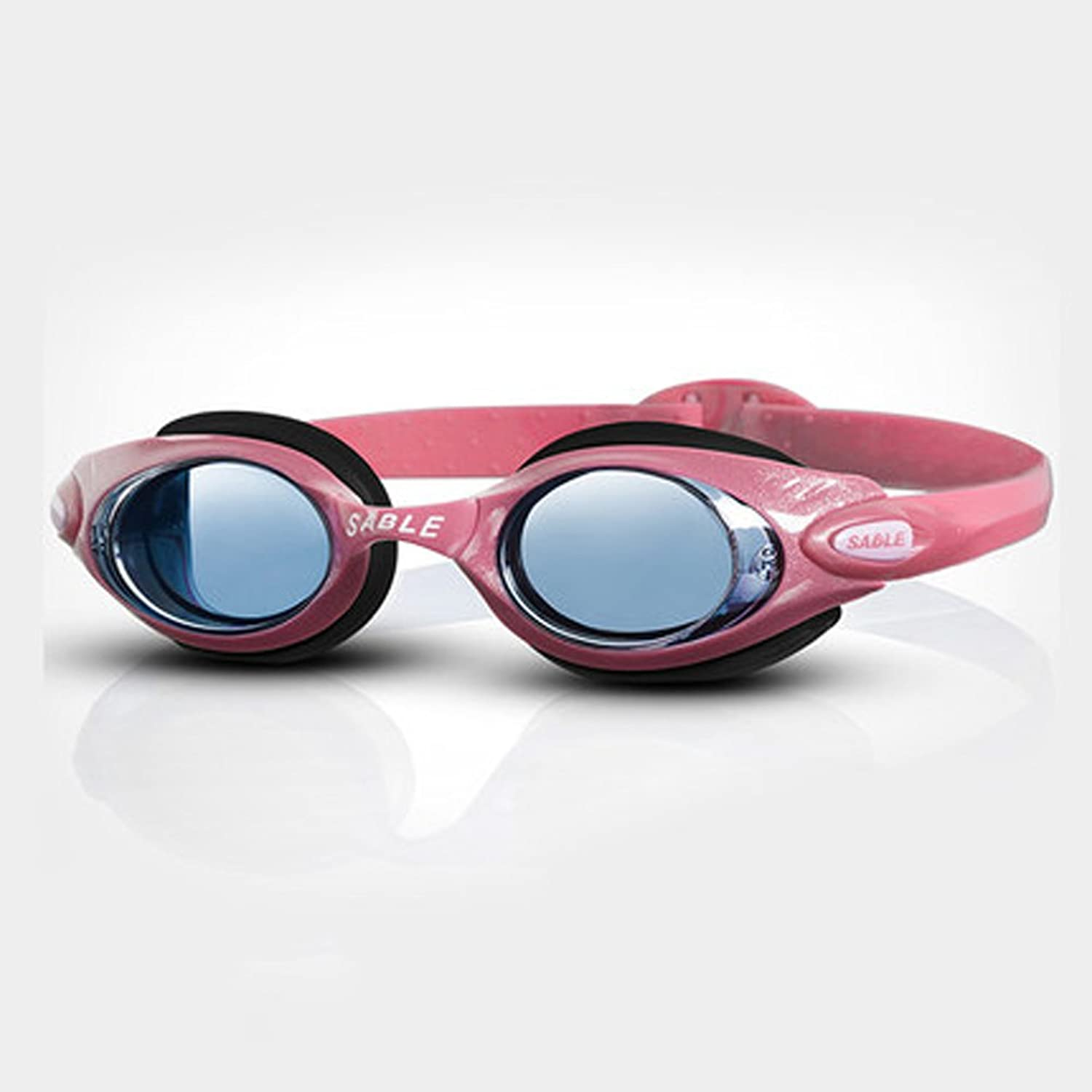 LE Professional swimming goggles Waterproof and anti-fog swimming goggles
