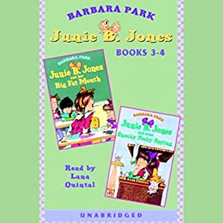 Junie B. Jones Collection     Junie B. Jones #3 and #4              Written by:                                                                                                                                 Barbara Park                               Narrated by:                                                                                                                                 Lana Quintal                      Length: 1 hr and 15 mins     Not rated yet     Overall 0.0
