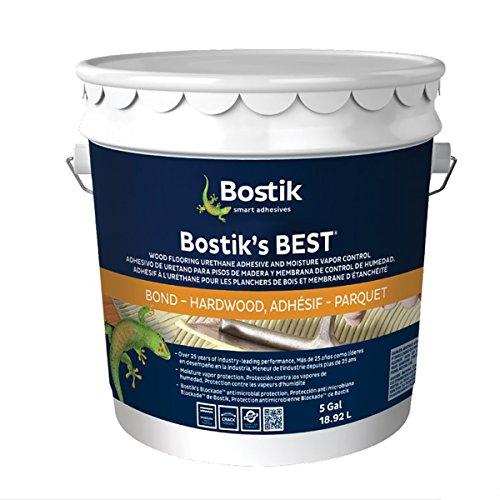 Bostik's BEST Wood Flooring Adhesive 5 Gallon