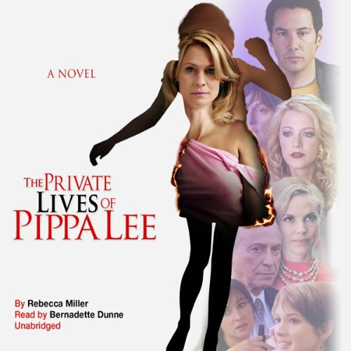 The Private Lives of Pippa Lee audiobook cover art