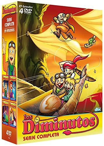 Los Diminutos 1983 Serie completa 29 Episodios en 4 DVD The Littles