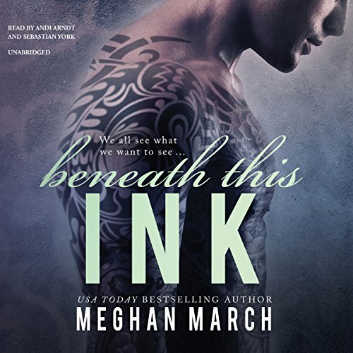 Beneath This Ink audiobook cover art