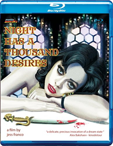 『Night Has a Thousand Desires [Blu-ray] [Import]』のトップ画像