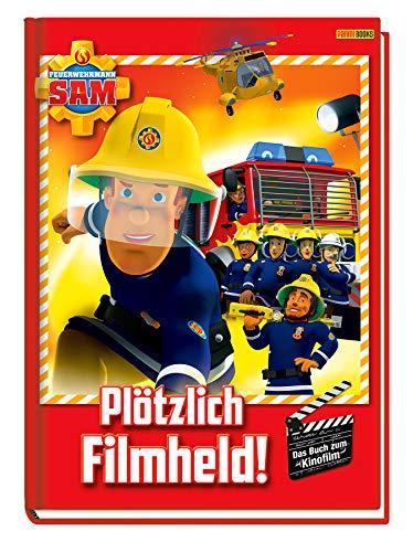Feuerwehrmann Sam: Plötzlich Filmheld!: Das Buch zum Kinofilm