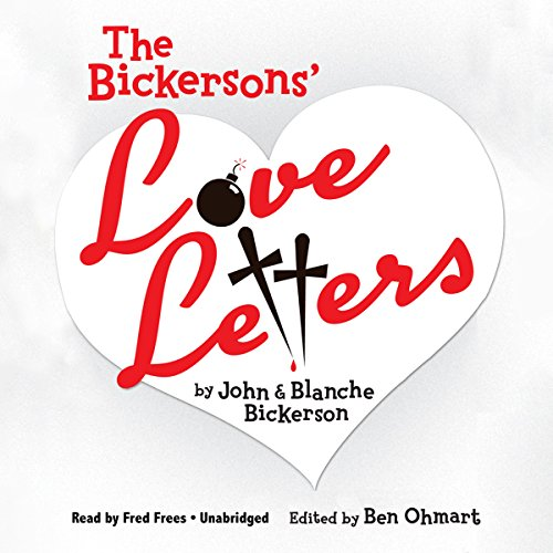 The Bickersons' Love Letters audiobook cover art