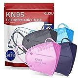 KN95 Face Mask 20Pcs, 5...