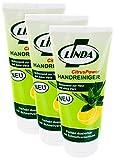 LINDA Citrus Power Handreiniger - 3 x 200 ml