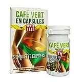 Café verde extra minceur en cápsulas–60cápsulas para 30días de approvisionnement–fabricado en españa