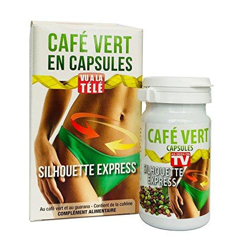 Café Verde Extra Minceur en cápsulas – 60 Cápsulas para