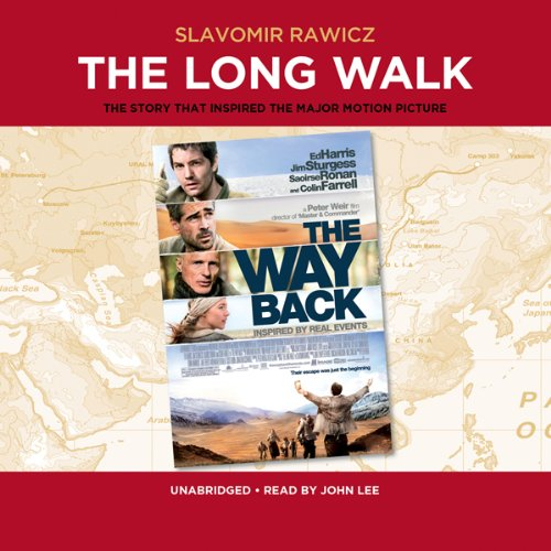 The Long Walk  Audiolibri