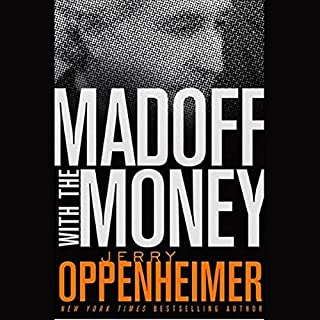 Madoff with the Money audiobook cover art