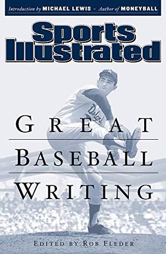 Sports Illustrated: Great Baseball Writing